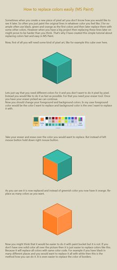 How to replace colors easily by vanmall.deviantart.com on @deviantART