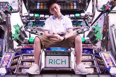 Rich Chigga Dat $tick Remix Music Video