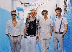 the vamps♡ fashion island - Fashion The Vamps Tristan Evans, Brad The Vamps, Music X, Tv Show Music, Bradley Simpson, Somebody To You, Bae, Will Simpson, My People