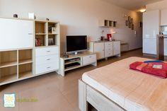 Wohnbereich, Ferienwohnung MASLINA