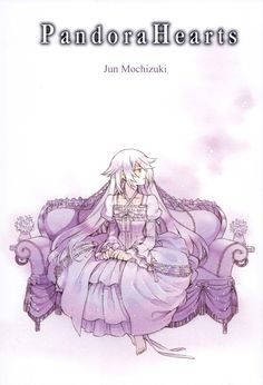 Will of the Abyss' Character Chair  Pandora Hearts : Original Artwork