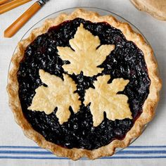 Concord Grape Pie - nothing better than this with a good cuppa, Finger Lakes grapes of course...