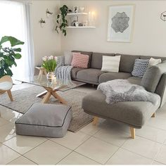 Cool 36 Best Minimalist Living Room Interior Ideas That You Can Try Now Cozy Living Rooms, Living Room Sofa, Home Living Room, Interior Design Living Room, Living Room Designs, Living Room Furniture, Living Room Decor, Modern Furniture, Outdoor Furniture