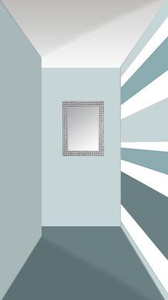 1000 images about des id es pour le couloir on pinterest stickers deco and salons. Black Bedroom Furniture Sets. Home Design Ideas