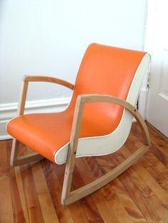 Gorgeous retro chair