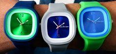 $29 - Shocking Goat Silicone Watch