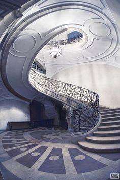 Staircase by Aurélien  Villette on 500px