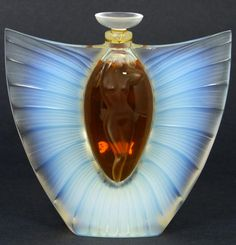 rene lalique perfume bottles - Genie in a bottle