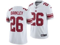 New York Giants Saquon Barkley Nike NFL Men s Vapor Untouchable Limited  Jersey 4a97bf519