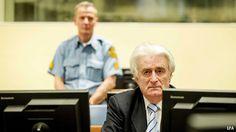 Former Bosnian Serb leader Radovan Karadzic has been found guilty of genocide