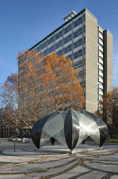 Research Pavilion 2012 by ICD/ITKE I Like Architecture