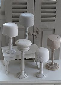 a1dbb2d9a1f Antique hat molds or stands. Hat Display