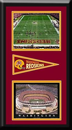 Washington Redskins FedExField Aerial View Large Stadium Poster With Team Photo-Framed With Team Color Double Matting-Framed Awesome & Beautiful-Must For A Championship Team Fan! Art and More, Davenport, IA http://www.amazon.com/dp/B00NXJ20T4/ref=cm_sw_r_pi_dp_3.4pub1CSE59E