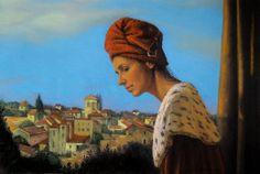 Peinture Tajemnica - L