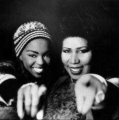 Lauryn Hill & Aretha Franklin