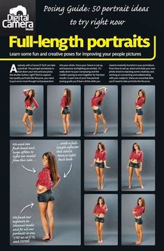 How to pose a Portraits - Posing Guide Model Poses Photography, Photography Ideas, Bridal Boudoir Photography, Best Photo Poses, Picture Poses, Photo Tips, Picture Ideas, Photo Ideas, Boudoir Posen