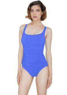 8eaaae825e Profile by Gottex Tutti Frutti One Piece Wide Strap Tank Swimsuit Tutti  Frutti, Resort Wear