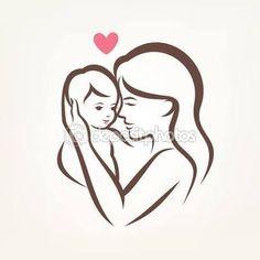"""Képtalálat a következőre: """"desenho mae e filha tattoo"""""""