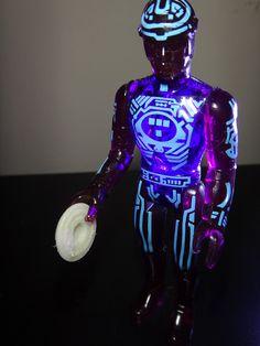Tron action figure 1981