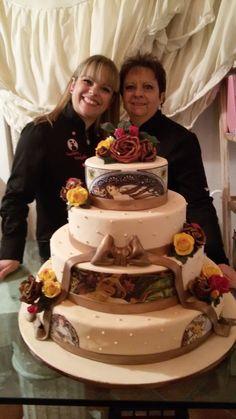 wedding cake stile Liberty
