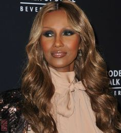"""Iman reflects on the time she was described as """"a White woman dipped in chocolate"""" by a former Essence editor."""