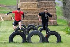 Image result for diy obstacle course for adults