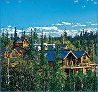 Mt. McKinley Princess Wilderness Lodge, where I'll be spending my summer!!