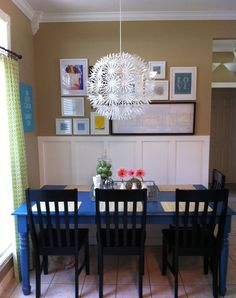 The Blue Kitchen Table   This Is The Exact Same Table I Have