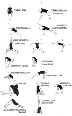 yoga.. some I cannot do but I will do what I can...