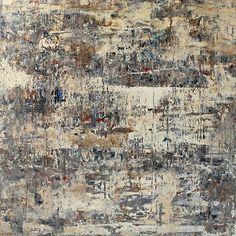 Mary Lea Bradley - 961 Untitled - 24 x 24 - Acrylic