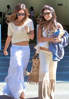 Ashley Tisdale & Vanessa Hudgens