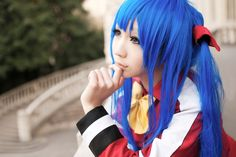 Adorable Fairy Tail Wendy Marvell Cosplay