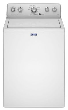 Maytag 4.2 cu.ft. Top Load Washer with Stainless Steel Wash Basket in White, Model # MVWC415EW Store SKU # 1000830134, $720.80 at Home Depot.ca
