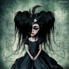 The Gothic Art of Toon Hertz - 25 Bewitching Examples
