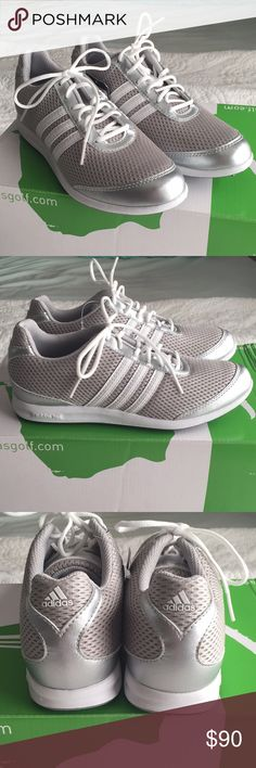 Adidas Women's Golf shoes Brand new with tags- Women's adidas Golf shoes US size 6. adidas Shoes Athletic Shoes