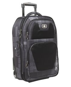 Ogio Kickstart 22 Travel Bag - Carry On Size Luggage - $130.00/each embroidered ONE location