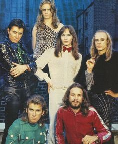 Early Roxy Music photo... they were so brilliant!