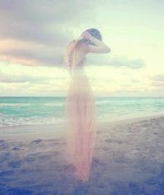 """""""I have sea foam in my veins, for I understand the language of waves."""" ~ Le Testament d'Orphee"""