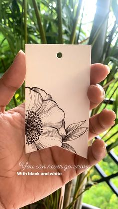 Black Micron Illustration on Tags Book Marks, Handmade Tags, Moonchild, Craft Work, Journal Inspiration, Sketchbooks, Painting & Drawing, Sketching, Art Reference