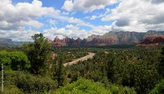 The live webcam shows the Sedona Red Rock Scenic Byway, also known as State Route 179 (SR 179), with views of red rock formations and Scenic Byway traffic.