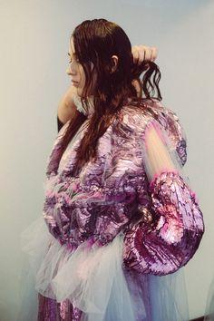Emma Hardstaff. RCA MA Fashion 2014. Ph: Jamie Stoker.