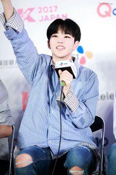 hoshi | seventeen Woozi, Jeonghan, Wonwoo, Hoshi Seventeen, Seventeen Debut, Team Leader, 21 Years Old, Guy Names, Pledis Entertainment