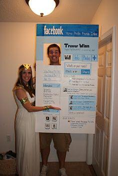 Great to introduce historical figures facebook costum, school, halloween costume ideas, book characters, hilarious halloween costumes, costum idea, halloween ideas, parti, facebook profil