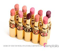 I love this look from @Sephora's #TheBeautyBoard: http://gallery.sephora.com/photo/ysl-rouge-voluptes-1151