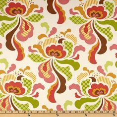 Heather Bailey LAMINATED Cotton Fabric by MichelleReneeShop, $15.95