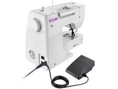 Máquina de Costura Elgin Premium - 100 Pontos com as melhores condições você encontra no Magazine Edmilson07. Confira!