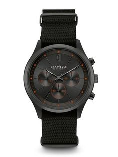Caravelle New York Men's 45A130 Watch