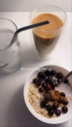 Healthy Desayunos, Healthy Eating, Healthy Recipes, Good Food, Yummy Food, Tasty, Cafe Food, Aesthetic Food, Me Time