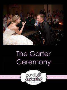 80 Fun + Flirty Garter Toss Songs to Get the Party Started! Rock Wedding Songs, Wedding Reception Music, Wedding Pins, Wedding Dj, Wedding Bells, Dream Wedding, Wedding Stuff, Wedding Ideas