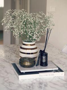 - DIY: spisebord i marmor - I en periode har jeg vært helt hektet på marmor, og for litt siden...